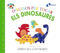 Dibuixos per tocar. Els dinosaures