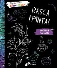 El meu primer llibre m�gic. M�n de colors