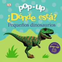 Pop-up. �D�nde est�? Los dinosaurios