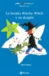 La brujita Witchy Witch y su drag�n