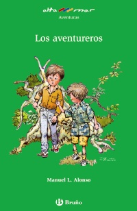 Los aventureros (ebook)
