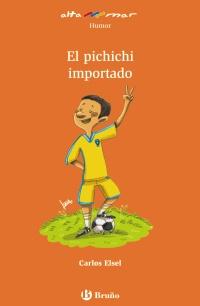 El pichichi importado (ebook)