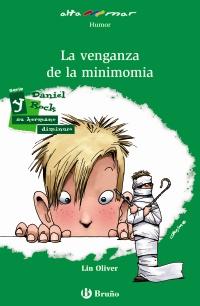 La venganza de la minimomia (ebook)
