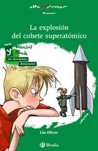 La explosi�n del cohete superat�mico
