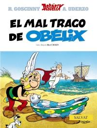 El mal trago de Ob�lix