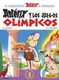 Ast�rix y los Juegos Olimpicos