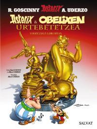 Asterix eta Obelixen urtebetetzea. Urrezko liburua