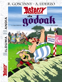 Asterix eta godoak. Bilduma Handia