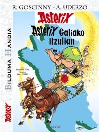 Asterix Galiako itzulian. Bilduma Handia