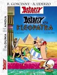 Asterix eta Kleopatra. Bilduma Handia