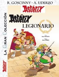 Ast�rix legionario. La Gran Colecci�n