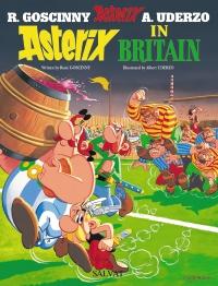 Asterix in Britain. Ast�rix en Breta�a. Edici�n biling�e