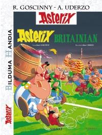 Asterix Britainian. Bilduma Handia, 8