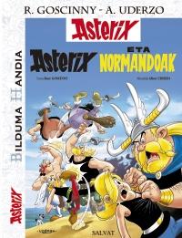 Asterix eta normandoak. Bilduma Handia, 9