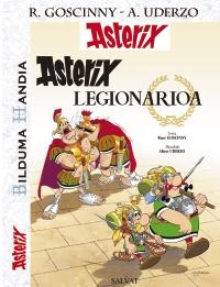 Asterix legionarioa. Bilduma Handia, 10
