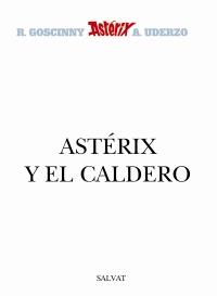 Ast�rix y el caldero
