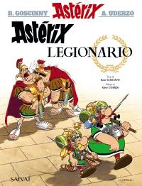 Ast�rix legionario