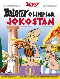 Asterix Olinpiar Jokoetan. 2016 edizioa
