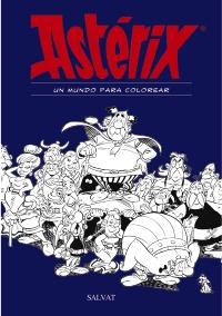 Ast�rix. Un mundo para colorear