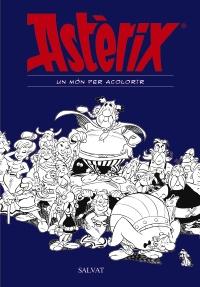 Ast�rix. Un m�n per acolorir
