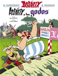 Ast�rix y los godos