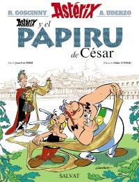 Ast�rix y el papiru de C�sar