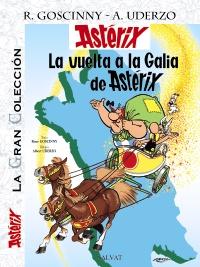 La vuelta a la Galia de Ast�rix