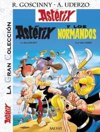 Ast�rix y los normandos