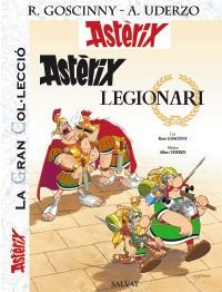 Ast�rix legionari