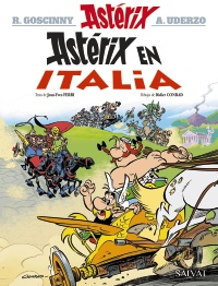 Ast�rix en Italia