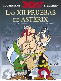 Las XII pruebas de Ast�rix. Edici�n 2016