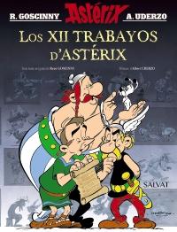 Los XII trabayos d'Ast�rix