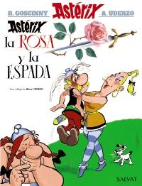 Ast�rix, la rosa y la espada